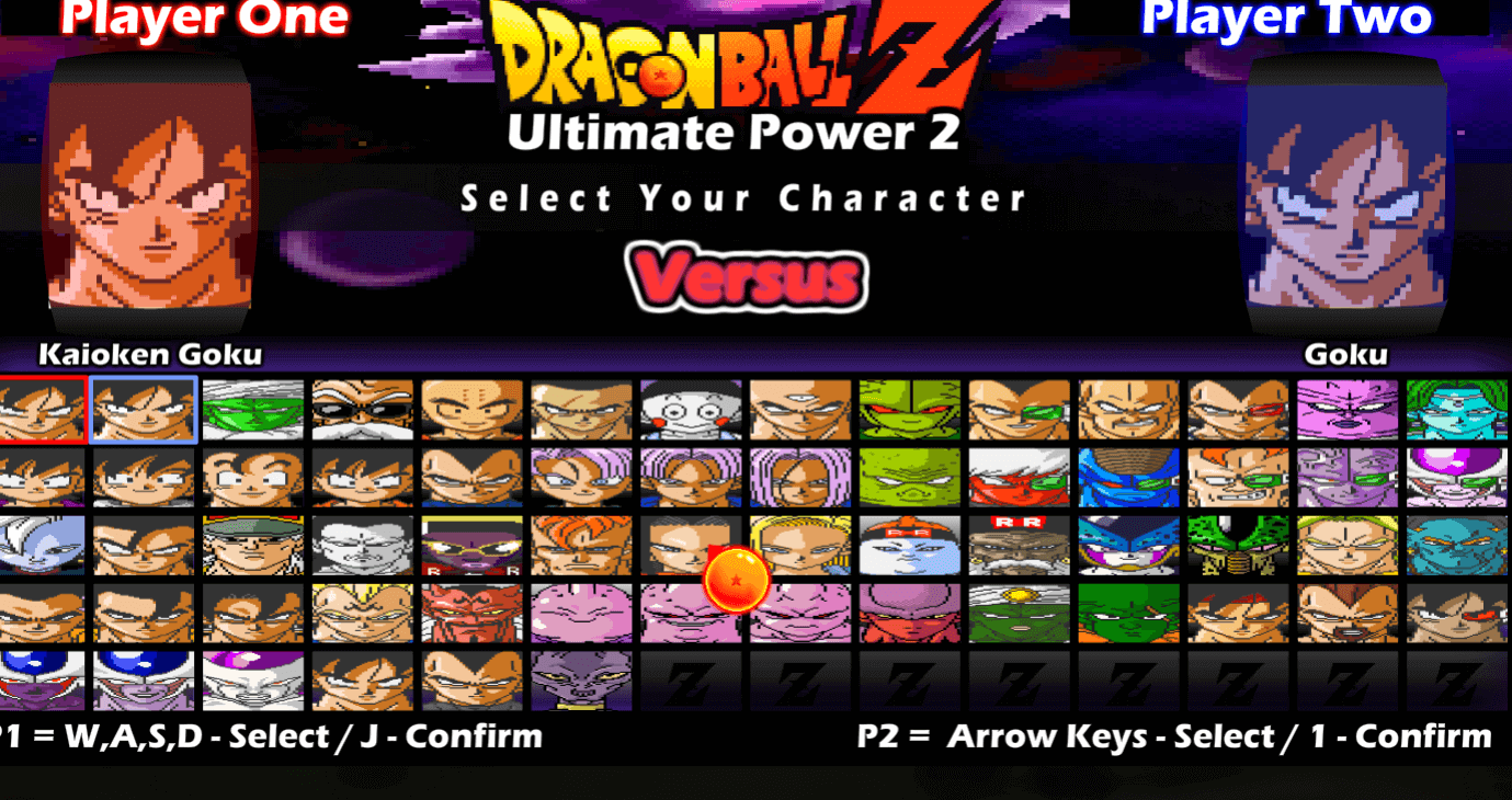 Image Dragon Ball Z Ultimate Power 2