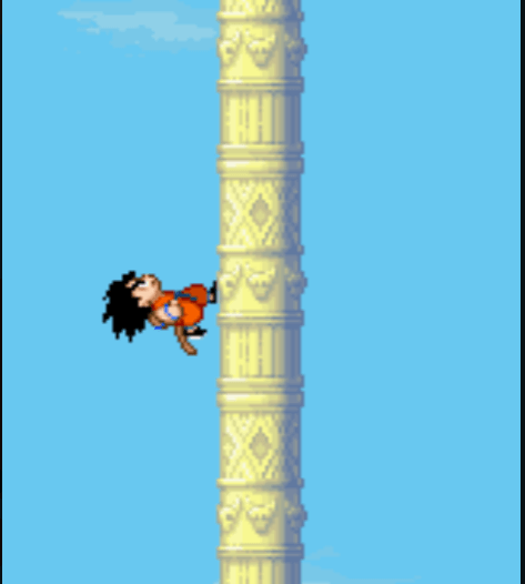 Image Dragon Ball Korin Tower