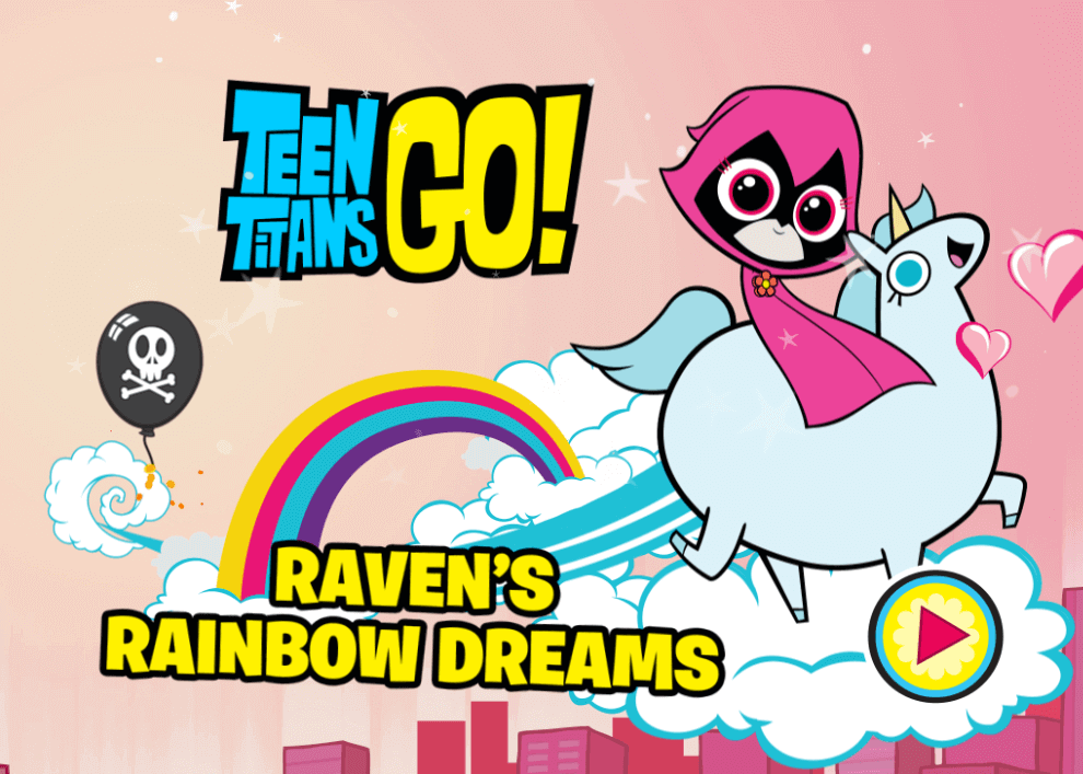 Image Raven's Rainbow Dreams