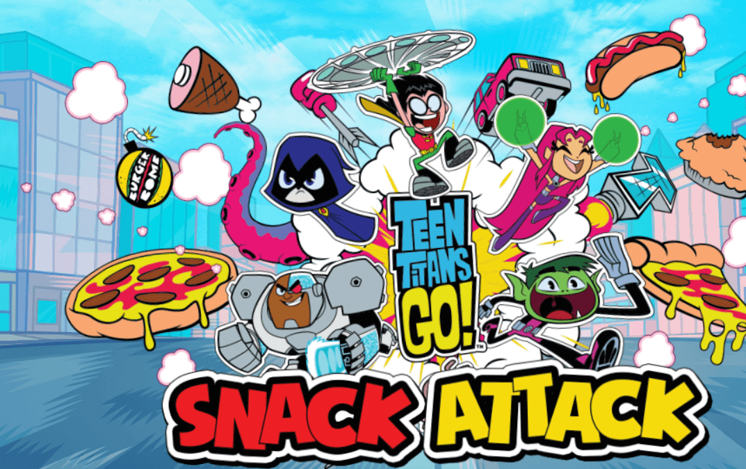 Image Snack Attack