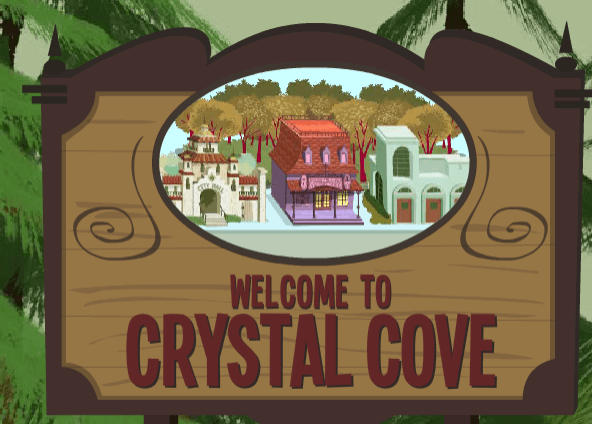 Image Crystal Cove Online