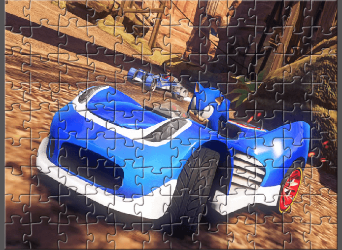 Jigsaw Transformed Puzzle