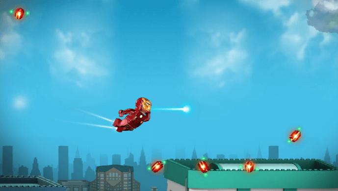 Image Lego Iron Man