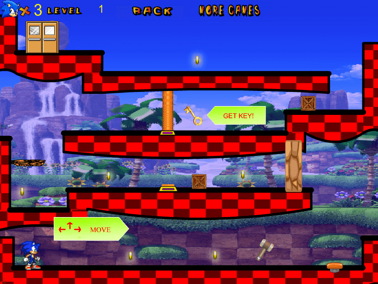 Image Jump Sonic Jump 3