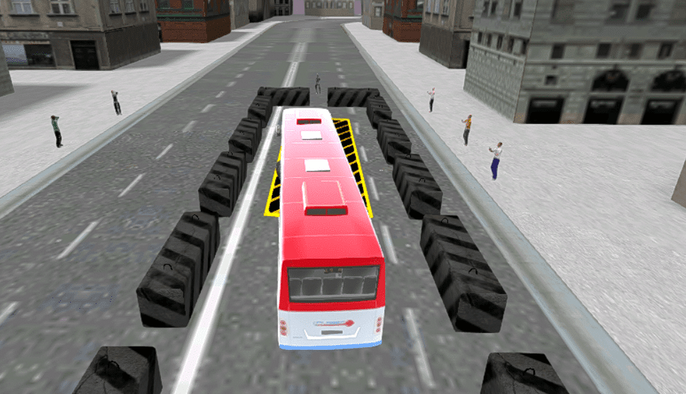 Image Bus Parking Simulator