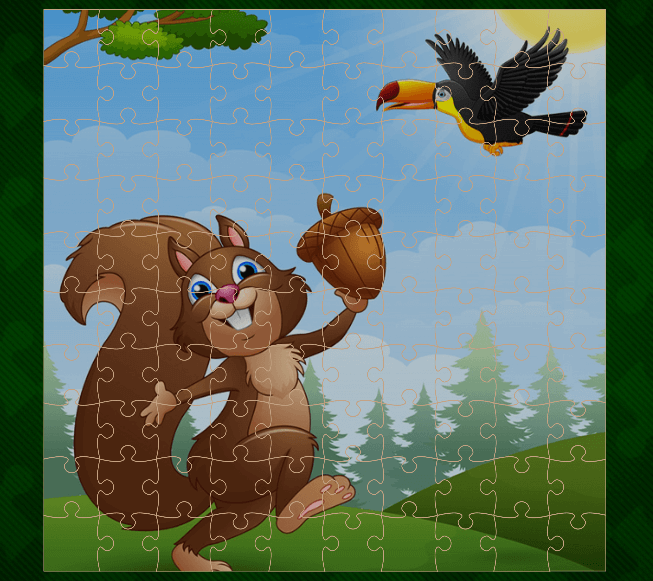 Image Fun Animals Jigsaw