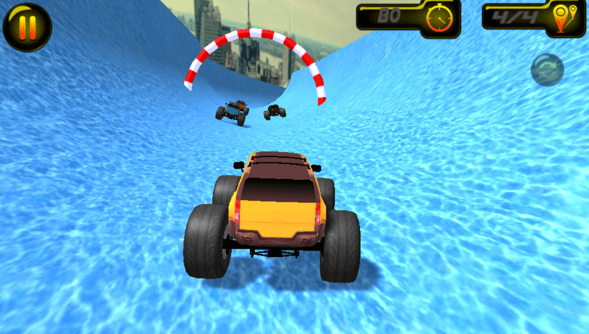 Image Race Monster Truck