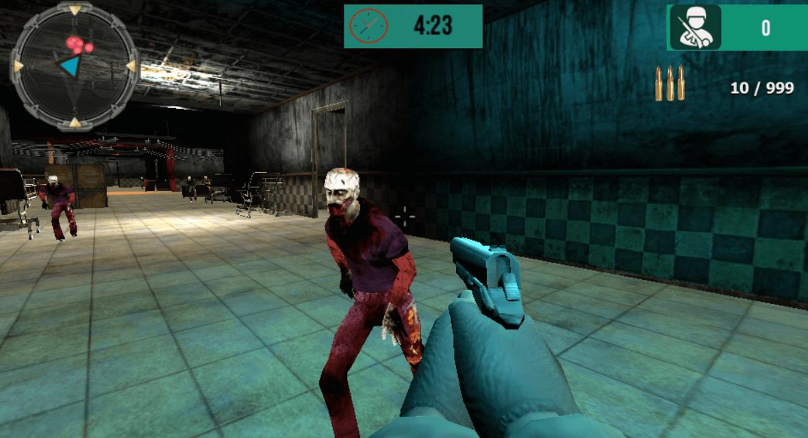 Image Venom Zombie Shooter