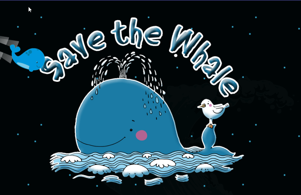 Image Save The Whale