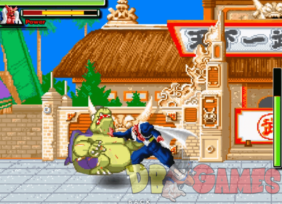 Image DBZ Battle Game