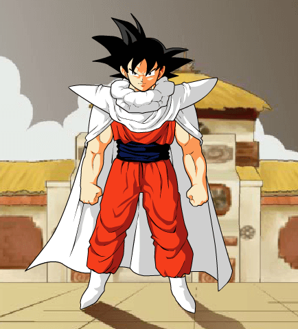 Image Dragon Ball Z Dress Up