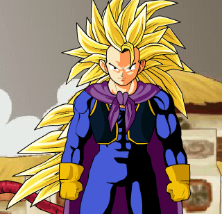 Dragon Ball Z Dress Up