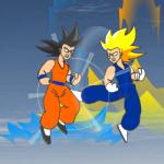 DBZ Pure Saiyan Instincts