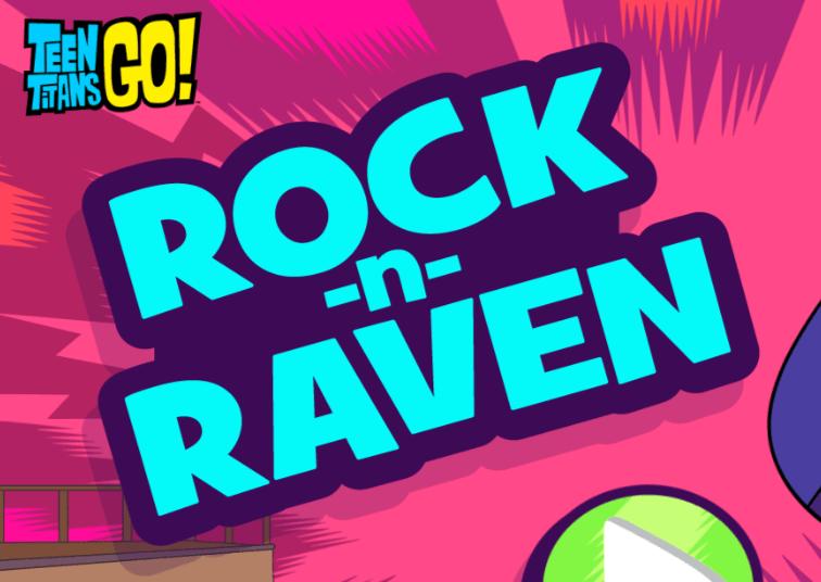 Image Rock-n-raven