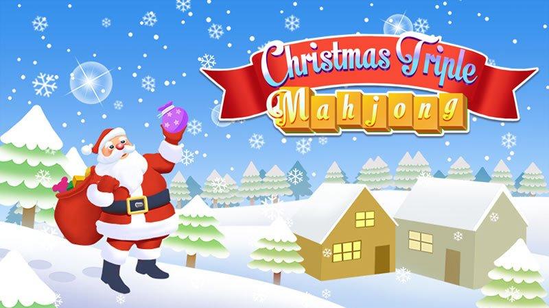 Image Christmas Triple Mahjong